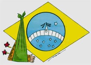 Brasil doente